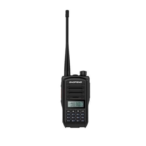 BAOFENG UV-7R Двунаправленное радиоприемник 136-174 / 400-470 МГц VHF / UHF Двухдиапазонный двухдиапазонный карманный радиоприемник