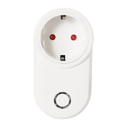 Presa per dispositivo di sicurezza per elettrodomestici ritardata alla radio 200V 10A