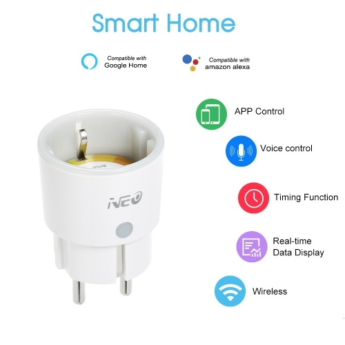 NEO Smart Power Plug Smart Home Socket