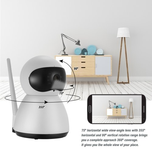 Home Security WIFI Camera 1080P Wireless IP Camera Baby Monitor