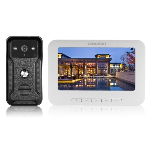 OWSOO 7 inch Wired Video Doorbell Indoor Monitor фото