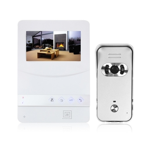 Home 4.3-inch LCD Screen Monitor Video Door Viewer Door Bell