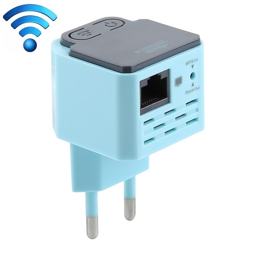 300Mbps WiFi Repeater Wireless Range Extender Signal Booster Amplifier