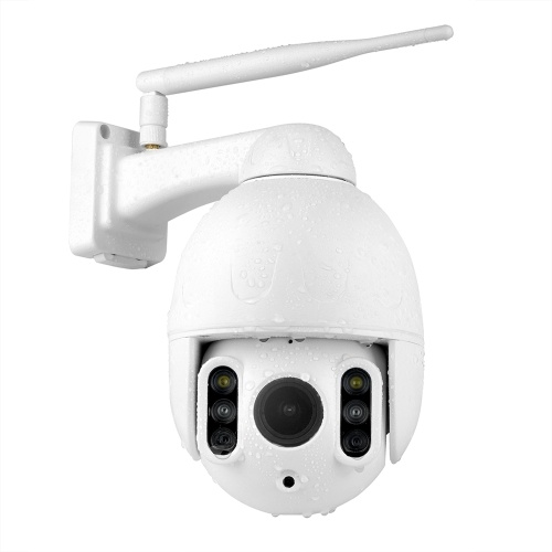 K64A 16X Zoom WiFi 1080P PTZ IP Camera