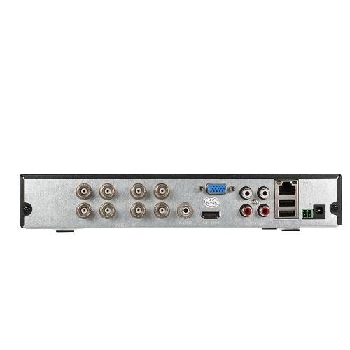 KKmoon 8 canais 960H D1 CCTV DVR h. 264 HD reprodução de vídeo de segurança de rede de monitoramento