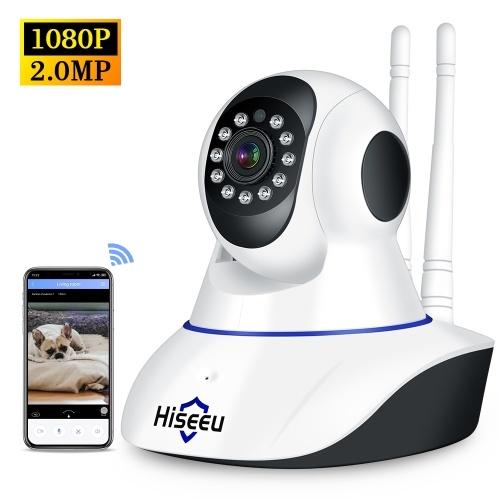 KKmoon 1080P Wireless WIFI Pan Tilt HD IP Camera