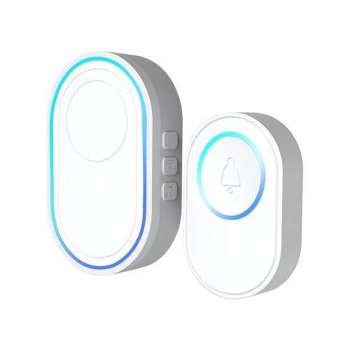Tuya Alarm Host with Wireless WIFI Doorbell