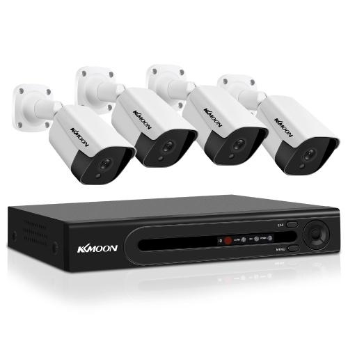 5MP Überwachungskamerasystem