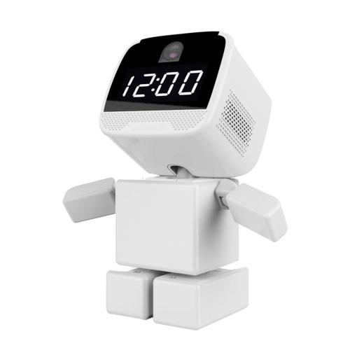 Câmera WIFI Robô de segurança residencial sem fio