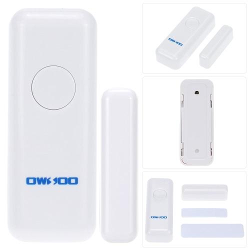 OWSOO LCD sem fio GSM & SMS RFID toque teclado casa casa segurança ladrão intruso alarme sistema Auto Dialer