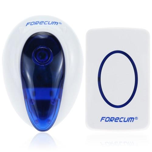 FORECUM®-36 Chimes-Songs wasserdichte Fernbedienung drahtlose Haus Digital intelligente Türklingel