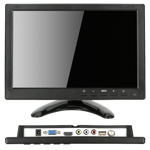 """Image of 10.1"""" HD 1280*800 LED IPS Monitor"""