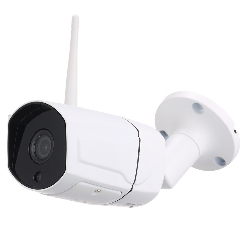 """1080P Wireless WIFI HD IP Camera 2.0MP 3.6mm 1/3"""" CMOS H.265 P2P Onvif 36pcs IR Lamps Night View IR-CUT Motion Detection Phone APP Control Indoor/Outdoor Waterproof Home Security"""