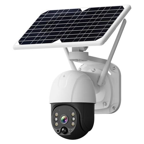 Wireless WiFi Solar Panel Security Camera
