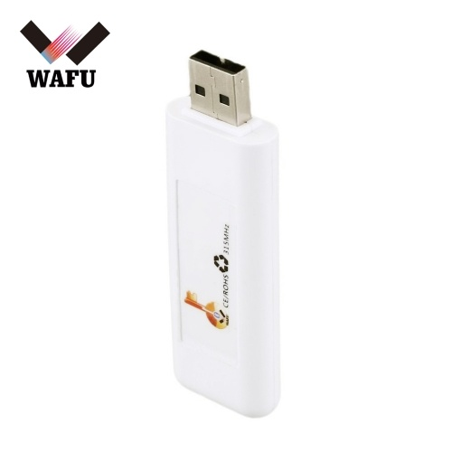 WAFU Smart Lock BT Wireless Adapter WAFU Wireless Smart Remote Door Lock, Security Invisible Door Lock