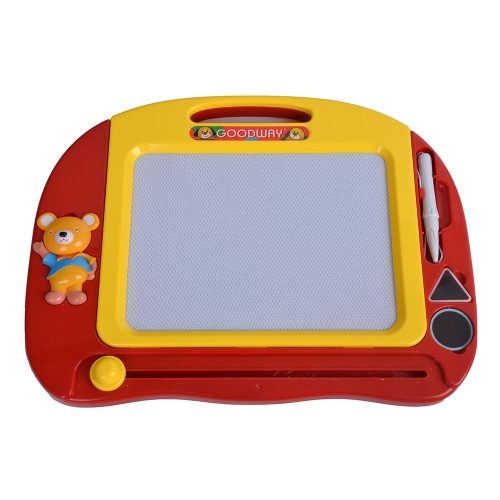GOODWAY 8631A Tablero de escritura de mano de escritura de Pad Baby Kid Niño de dibujo Early Educational Toys