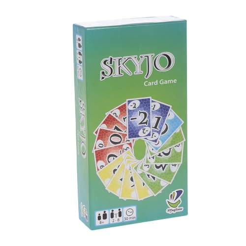 SKYJO Card Game Party Carte da gioco per bambini e adulti