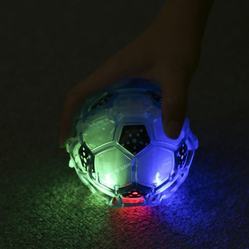 Crazy Dancing Music Fútbol Eléctrico Colorido Jump Ball Juguetes Niños Canto Rebote Fútbol Entrega Aleatoria