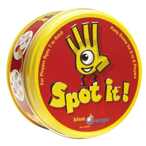 $3.54 OFF Funny Board Game Spot It Find