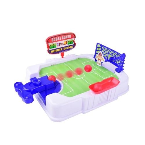 Gry stołowe Mini Pulpit Sport Gra w piłkę nożną Finger Shot
