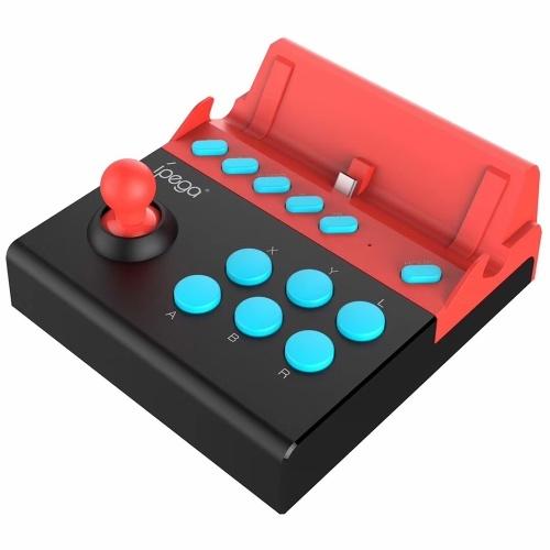 Arcade Joystick für Nintendo Switch Gladiator Game Controller Joystick mit Turbo-Funktion