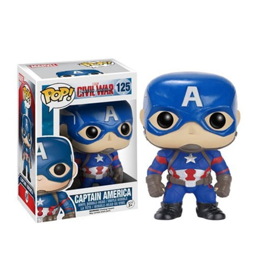 FUNKO Captain America 3 Civil War Action Figure - Captain America