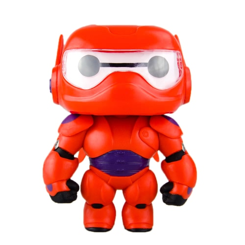 FUNKO Big Hero 6 Armored Baymax Action Figure