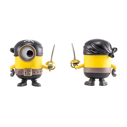 FUNKO POP Movie Minions Action Figure Vinyl Model Collection - Eye Matie