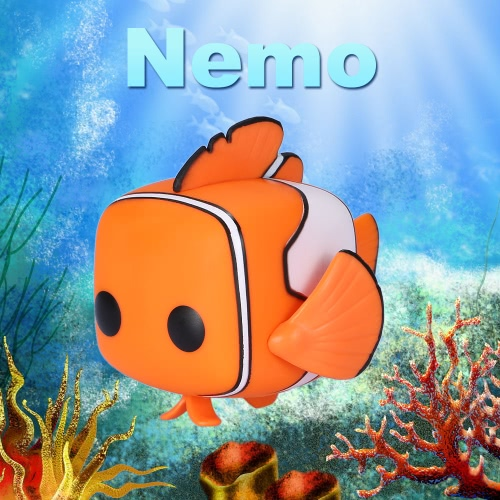 FUNKO POP Movie Finding Nemo Action Figure Vinyl Model Collection - Nemo