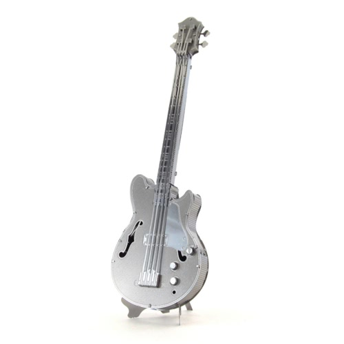 3Dパズルギター -  3Dメタルモデルキット -  DIYモデル楽器教育玩具