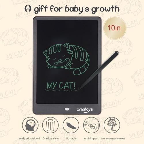 Ametoys 10インチ液晶タブレット製図 - ブラック
