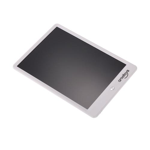 Ametoys 10-Zoll-LCD-Schreib-Tablet-Zeichnung - Weiß