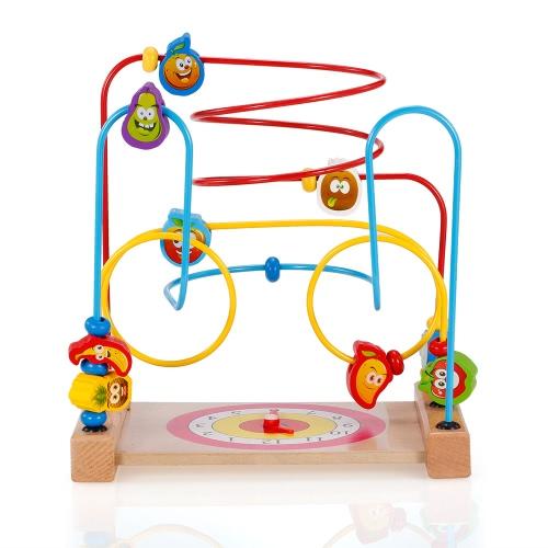 Giocattoli Giocattoli Perline in legno Multifunzionale