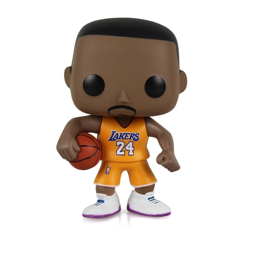 Sports Star Action Figure Super Basketball Star Figure Collectible Vinyl Figure