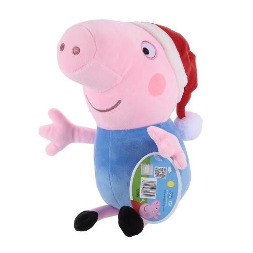 オリジナルブランドPeppa Pig 30cmブラザージョージぬいぐるみぬいぐるみ家族パーティークリスマス新年の贈り物