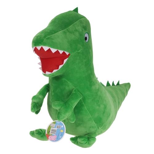 オリジナルブランドPeppa Pig 46cm George Dinosaurぬいぐるみぬいぐるみファミリーパーティークリスマス新年の贈り物