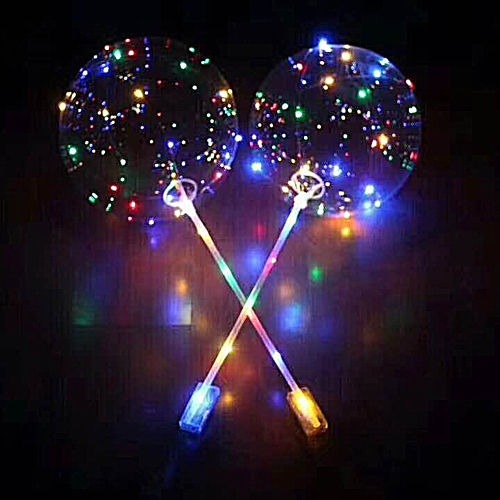 Coupon - 27% OFF for 3pcs 18in LED Bobo Balloons Lights for Valentine's Day !