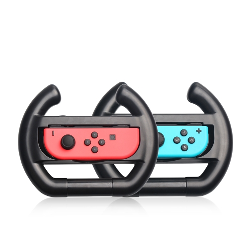 2Pcs Controller Lenkrad Comfort Game Controller Griff Kit für Nintendo Switch Joy-Con