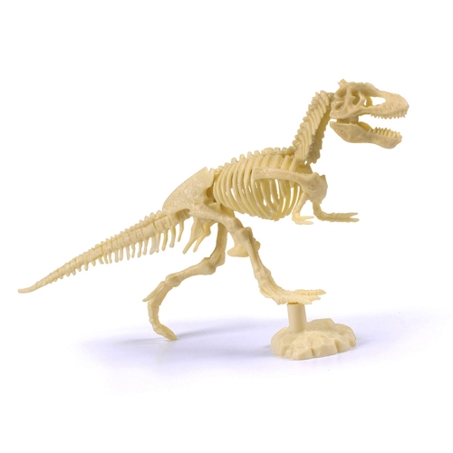 究極の恐竜科学キット - 恐竜を掘り起こし、Tレックスのスケルトンを組み立てる - 小さい