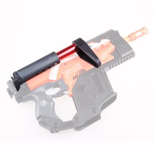 Stampo ad iniezione regolabile a forma di L con inserto a spalla regolabile per pistola giocattolo Nerf