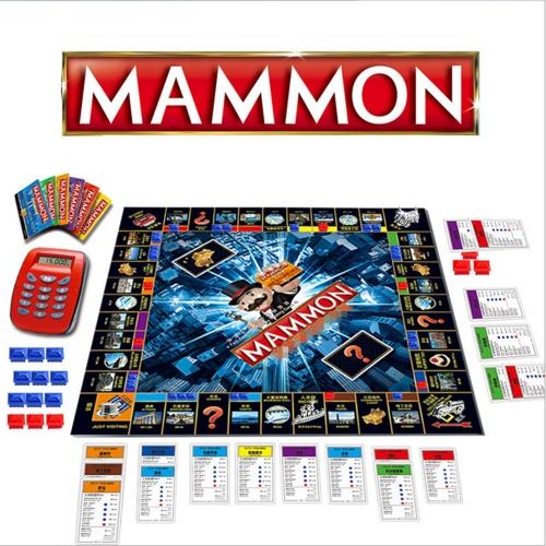 Artículo de fiesta de Monopoly Board Game Ultimate Banking Edition para jugar con amigos