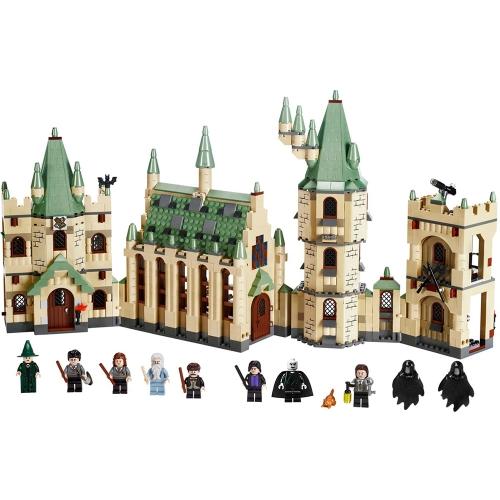 Original Box LEPIN 16030 1340pcs Movie Series Harry Potter Hogwart's Castle Model Building Blocks Bricks Kit