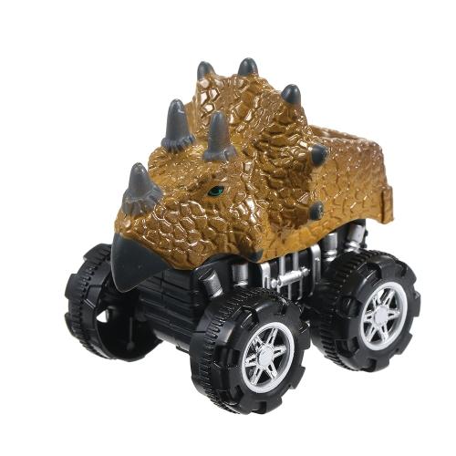 Carrozzina trainata da camion modello animale carino