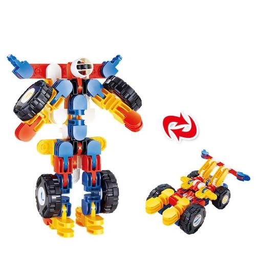 I mattoni di modello dei robot dei robot di Mechs montano i giocattoli compatibili con altre marche importanti Stile 1