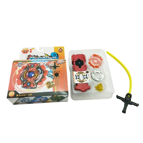 Bursttop Toy And Retail Box Gifts for Kids