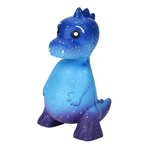 Bella rimbalzo lento giocattolo carino super lento aumento spremere giocattoli novità stellato dinosauro stress-alleviare giocattolo regalo dei bambini