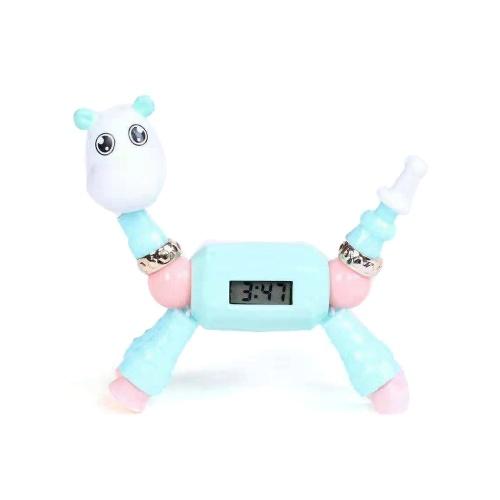 1pcs verdrehte Tierhaustiere Giraffe Collectible Bracelet Set