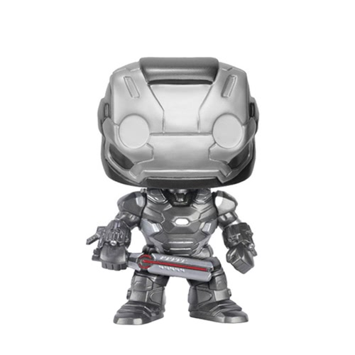 Funko POP Marvel Heroes Serie Captain America 3 Azione Guerra civile Figura War Machine