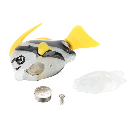 Electric Flash Water Fish