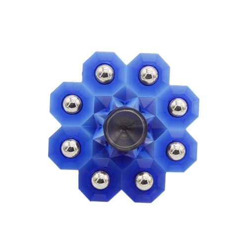 Fidget Hand Toy Anti-Anxiety Spins Ultra Fast Durevole Portable Spinner per Fidgeters Ansia Autismo ADHD